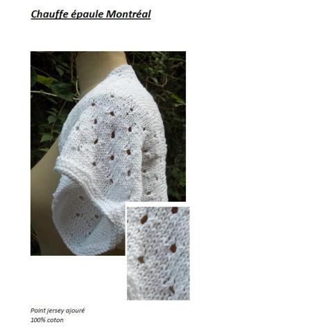 Chauffe épaule Montreal